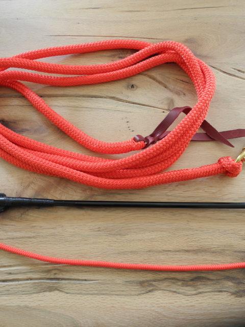 Brockamp Rope, Stick und String in rot