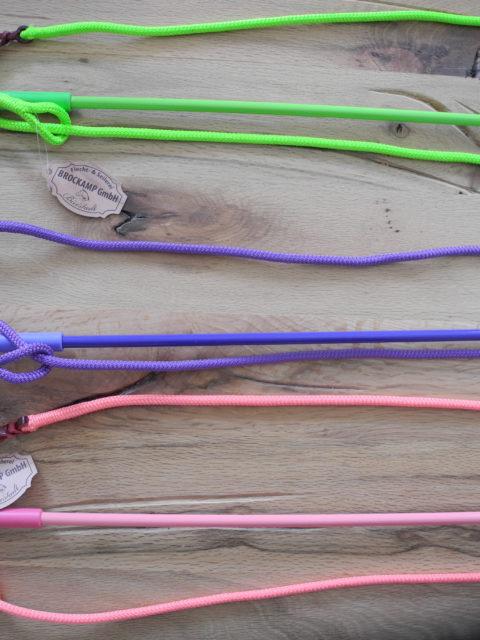 Brockamp Sticks mit Strings in verschiedenen Farben