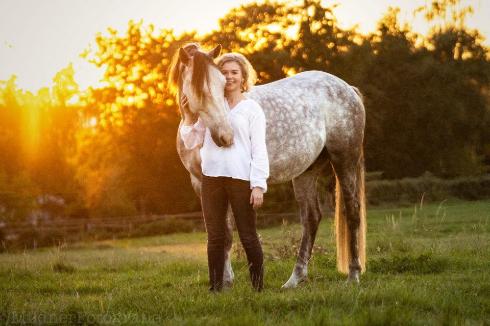 Die Pferdegrundschule Foto von Marie Mildner